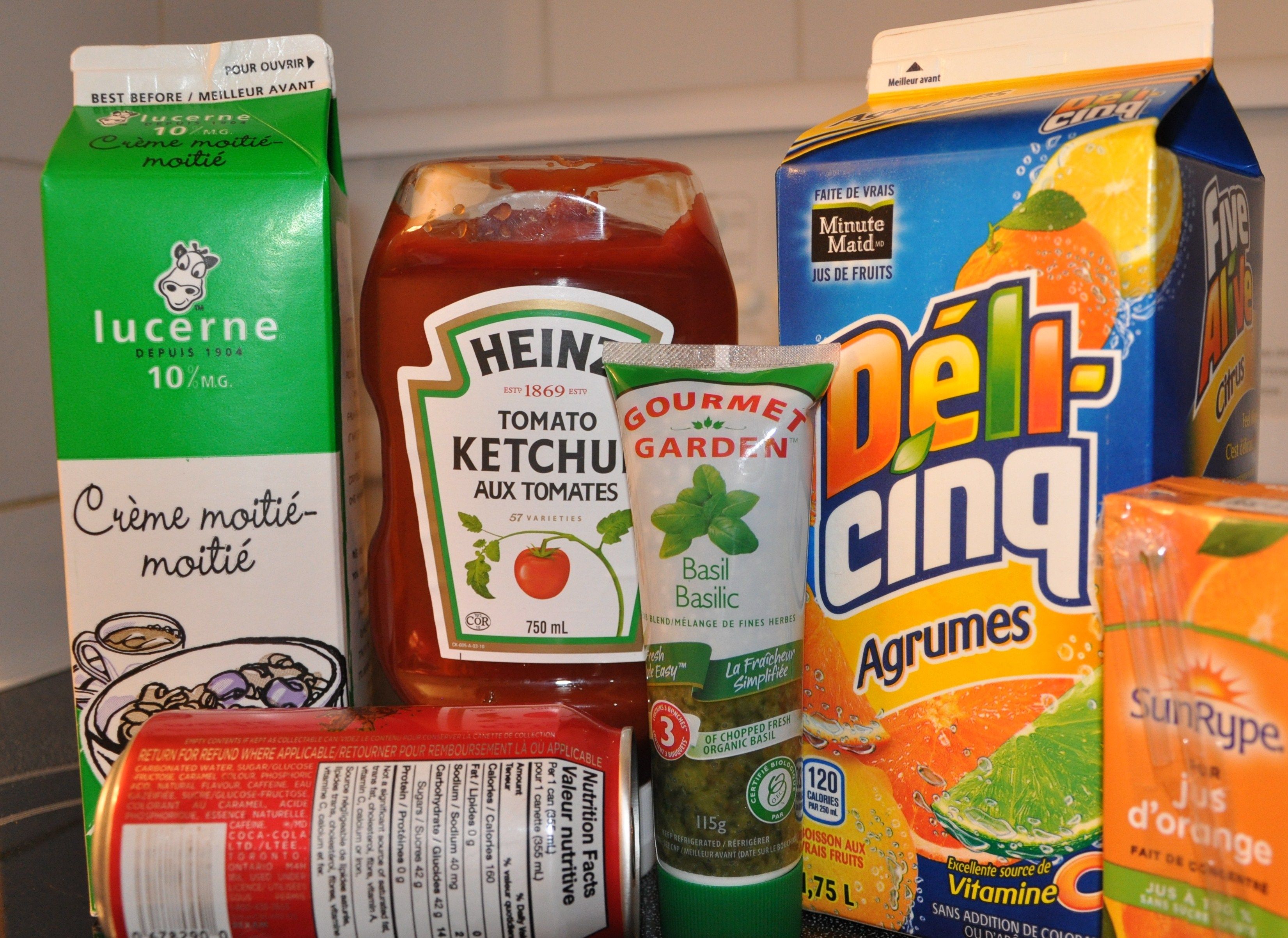 A Fridge Full Of French Cultural Quirks