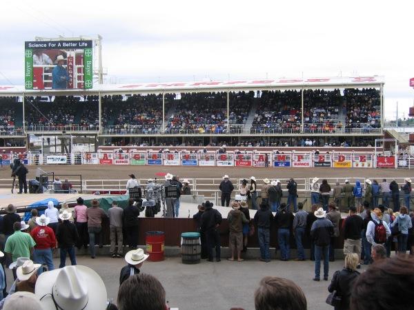 Cowboy hats galore!