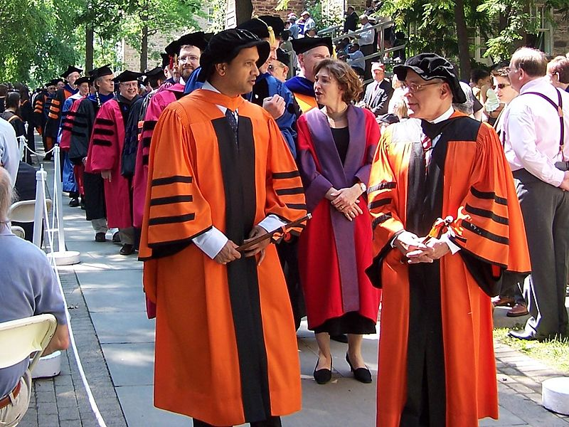 That Graduate Looks Medieval   Cultural Quirks