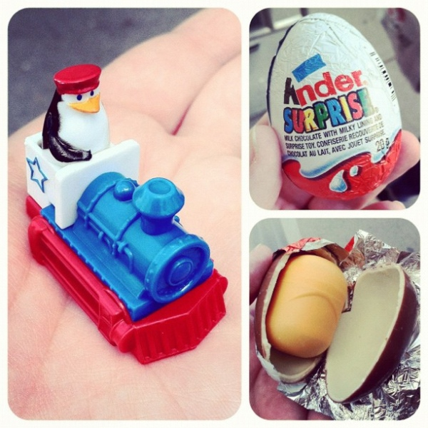 You Re Not Crossing The Border With Me Kinder Surprise